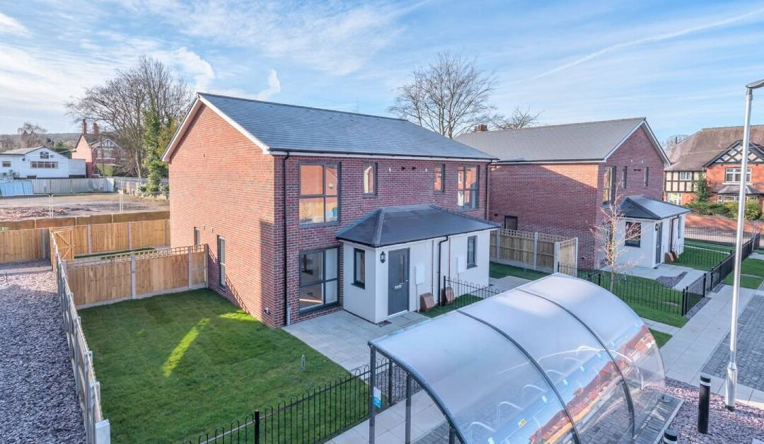 Alexandra Road, Wellington, New Homes Shropshire