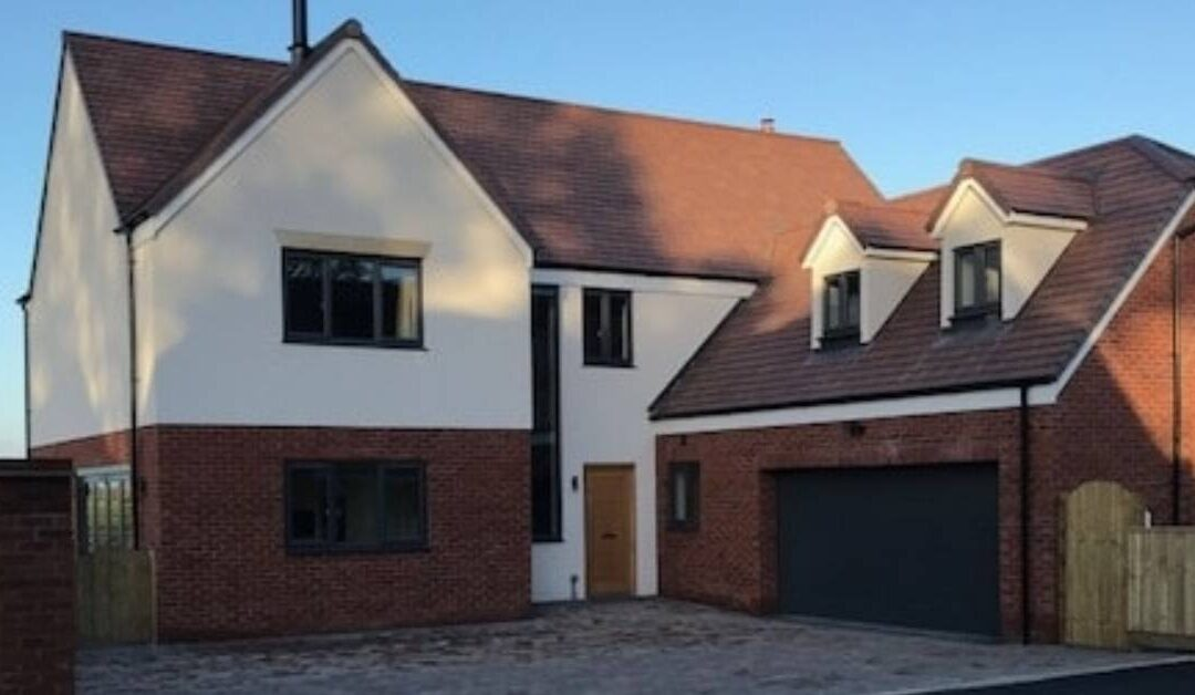 Barleyfields, Rodington Heath, Shropshire Renovation, Contracting Project