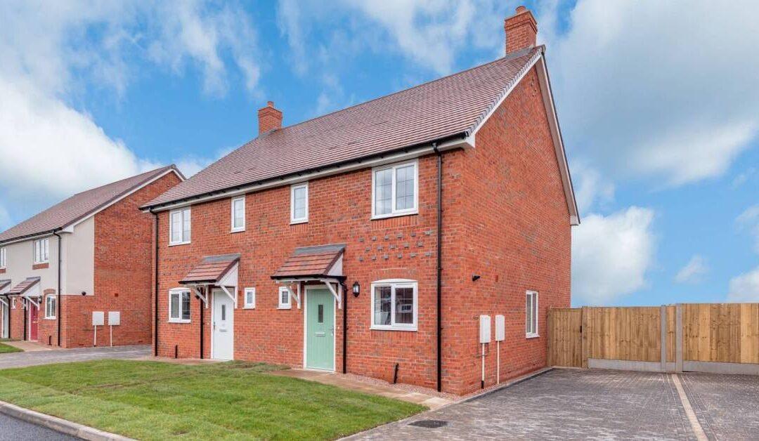 Poynton Road, Shawbury, New Homes Shropshire