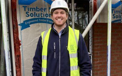 Work starts at Tillington Road, hereford